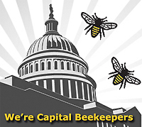 logo for DC Beekeeper Alliance